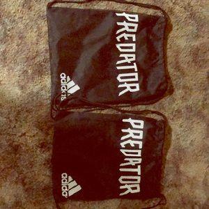 2pack predator shoe bags